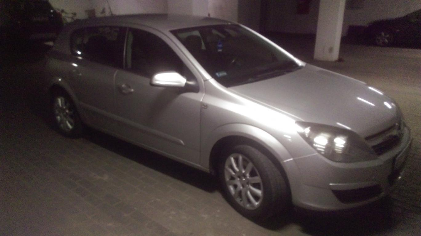 opel Astra H 1,6 twinport